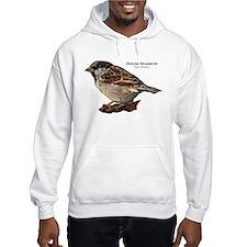 House Sparrow Hoodie