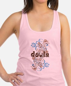 Doula Gift Racerback Tank Top