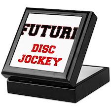 Future Disc Jockey Keepsake Box