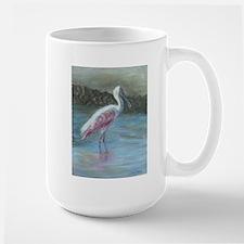 HAPPY SPOONBILL Mug