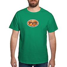 Ponte Vedra - Oval Design. T-Shirt