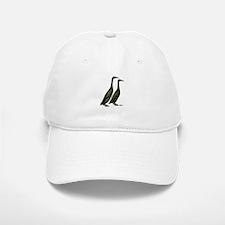 Black Runner Ducks Baseball Cap