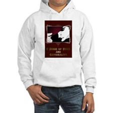 Sense of Poise & Rationality Hoodie Sweatshirt