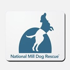 National Mill Dog Rescue Mousepad