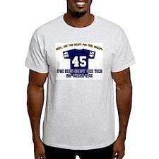 Rudy Ash Grey T-Shirt