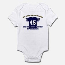 Rudy Infant Bodysuit