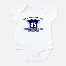 Rudy Infant Bodysuit