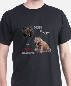Hogs N Dogs T-Shirt