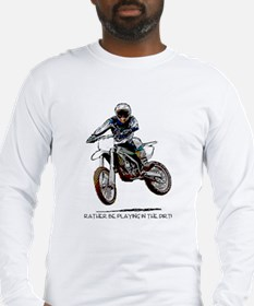 Rather be playing in the dirt with a motorbike Lon