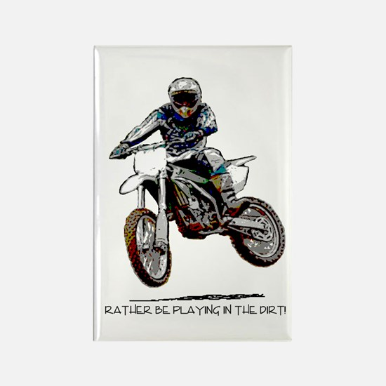 Rather be playing in the dirt with a motorbike Rec