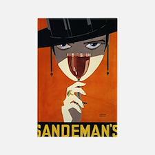 Sandemans Port, Beverage, Vintage Poster Rectangle