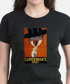 Sandemans Port, Beverage, Vintage Poster T-Shirt