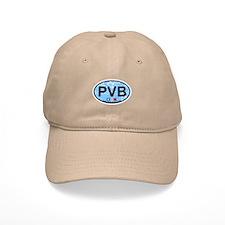 Ponte Vedra - Oval Design. Baseball Cap