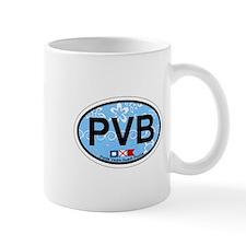 Ponte Vedra - Oval Design. Mug