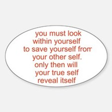 your true self Decal