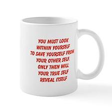 your true self Mug