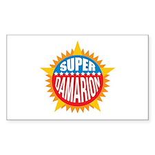 Super Damarion Decal