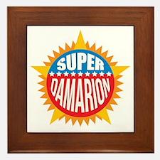 Super Damarion Framed Tile