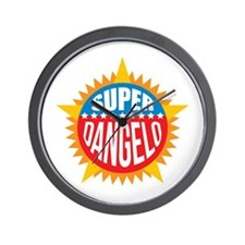 Super Dangelo Wall Clock