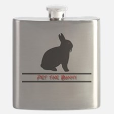 Pet the Bunny Flask