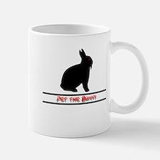 Pet the Bunny Mug