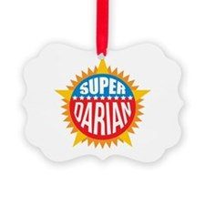 Super Darian Ornament