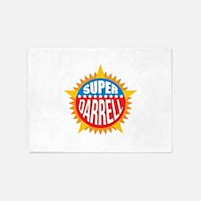 Super Darrell 5'x7'Area Rug