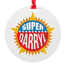 Super Darryl Ornament