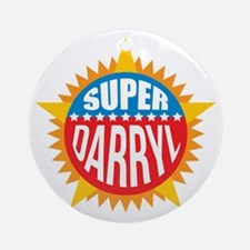 Super Darryl Ornament (Round)