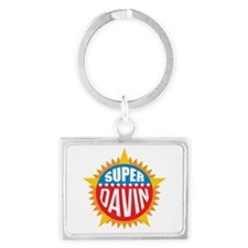 Super Davin Keychains