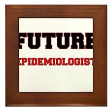 Future Epidemiologist Framed Tile