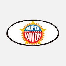 Super Davon Patches