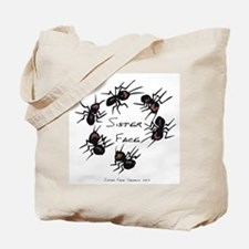 & There Where Ants... Tote Bag
