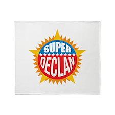 Super Declan Throw Blanket
