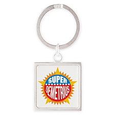 Super Demetrius Keychains
