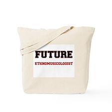 Future Ethnomusicologist Tote Bag