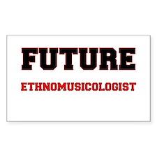 Future Ethnomusicologist Decal