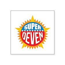 Super Deven Sticker