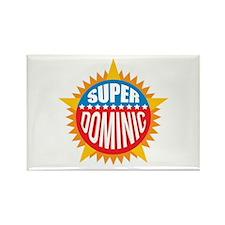 Super Dominic Rectangle Magnet