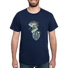 Tesla's Wardenclyffe Men's T-Shirt