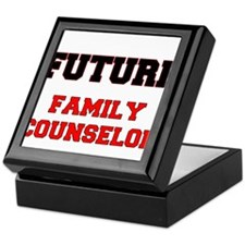 Future Family Counselor Keepsake Box