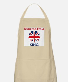 King Family BBQ Apron