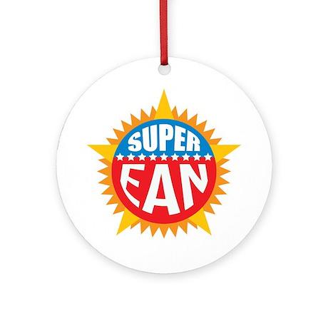 Super Ean Ornament (Round)