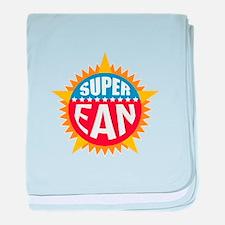 Super Ean baby blanket