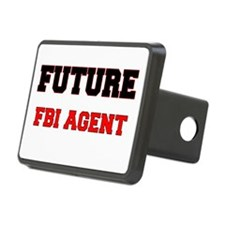 Future Fbi Agent Hitch Cover