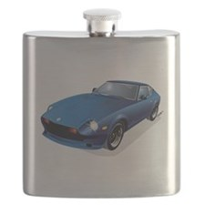 Japanese Small Exotic Flask