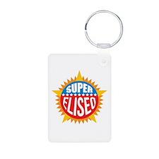 Super Eliseo Keychains