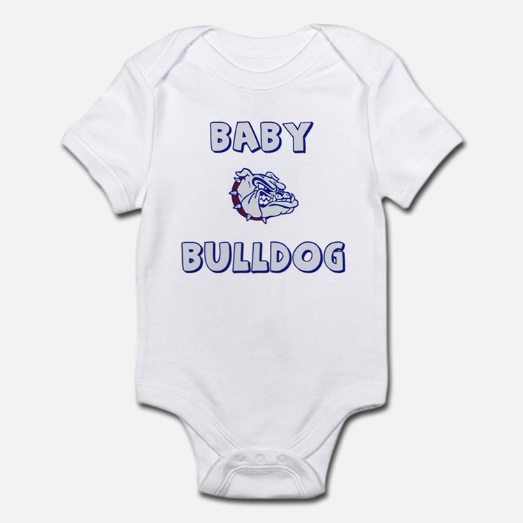 Baby Bulldog infant bodysuit