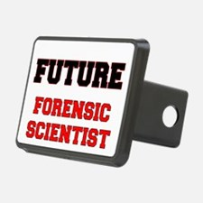 Future Forensic Scientist Hitch Cover