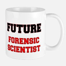 Future Forensic Scientist Mug